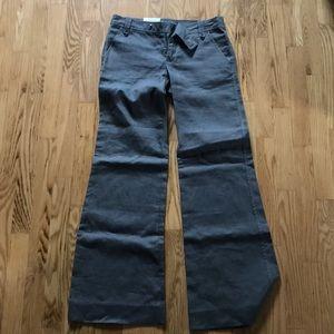 NWT linen pants - banana republic